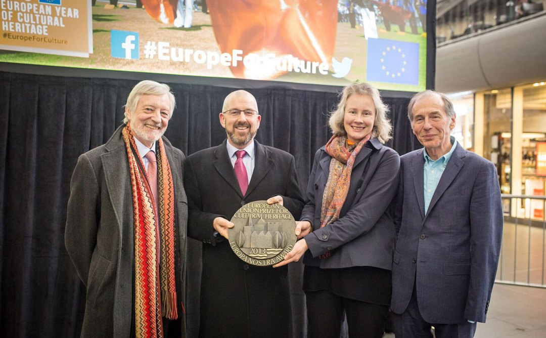 King's Cross Station receives Europa Nostra Award