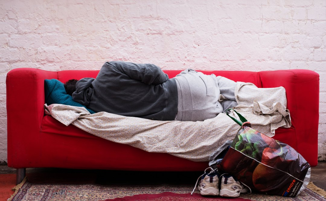 Hidden Homeless - ideas competition underway to tackle the urgent plight of young people in London