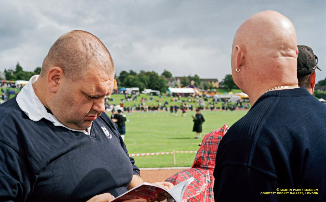 i-D describes Martin Parr's 'Dunoon' as a must-see