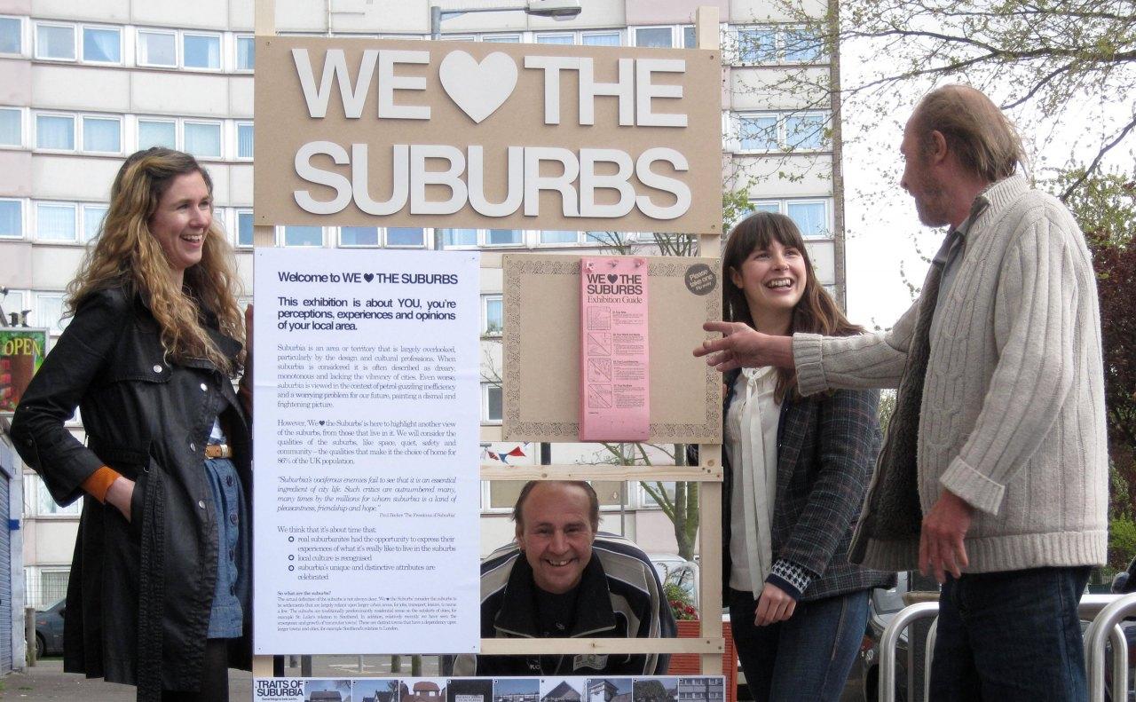 Sarah Considine & Melanie Bax, We Heart The Suburbs