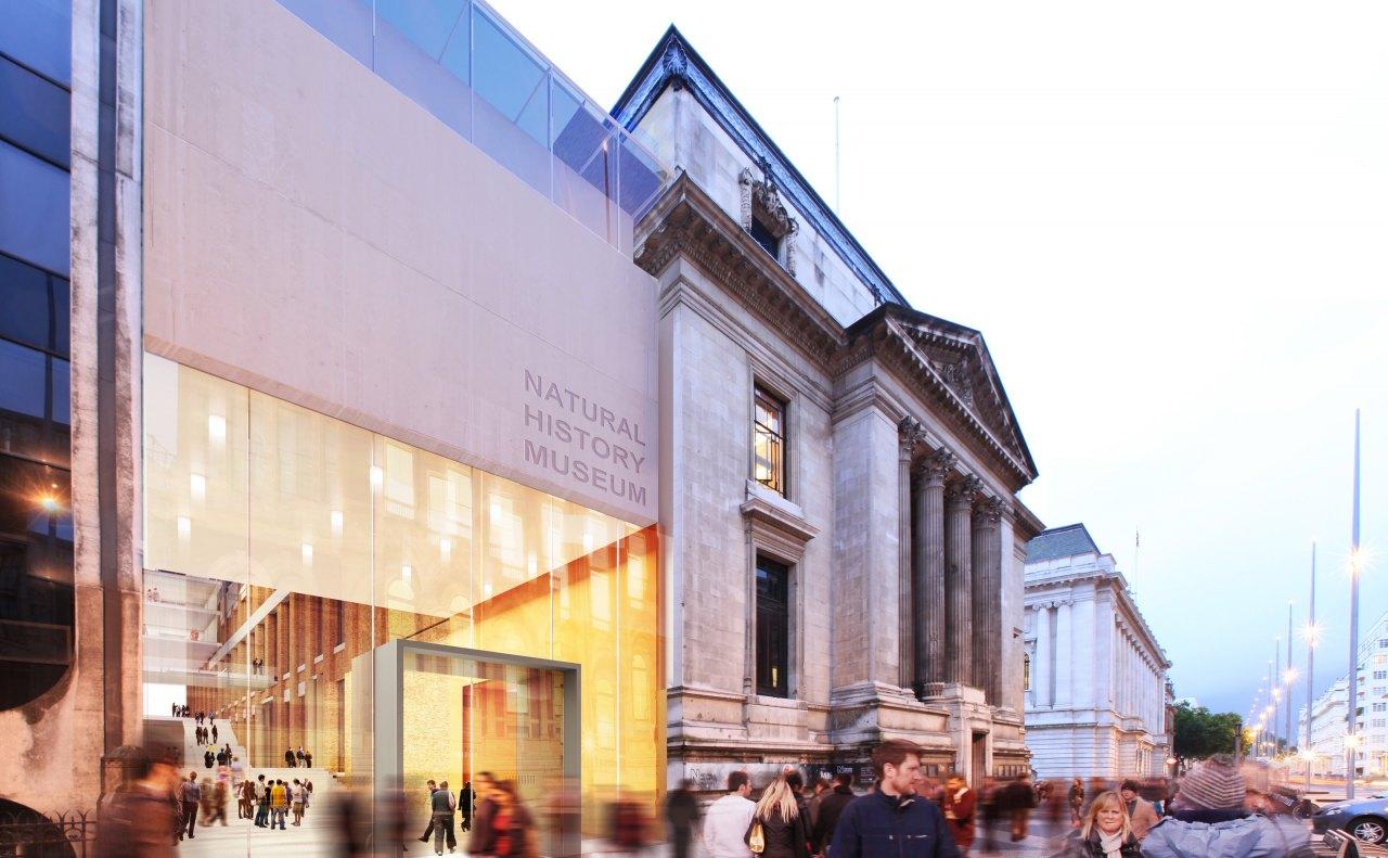 John McAslan + Partners. Natural History Museum.