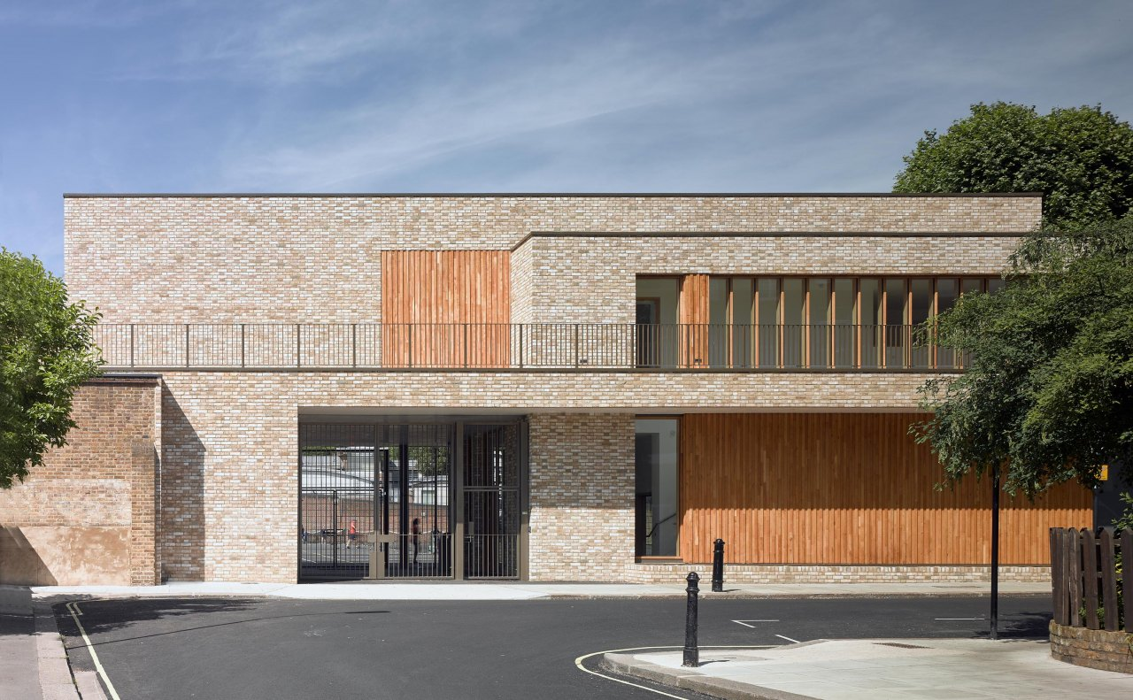 John McAslan + Partners. St Paul's Girls' School.