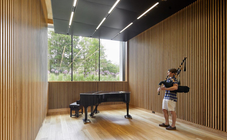 The Clore Music Studios