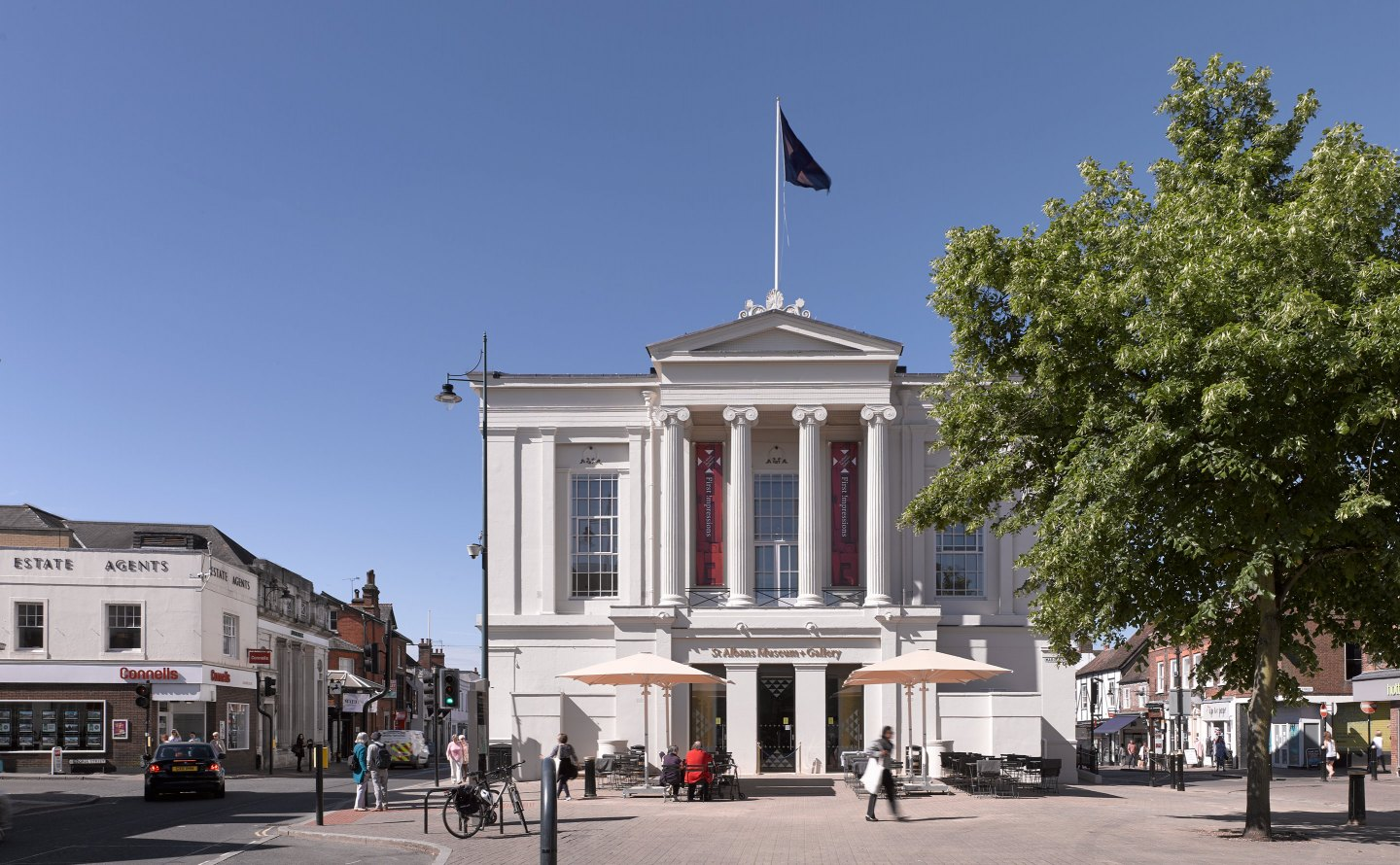 St Albans Museum & Art Gallery wins double at 2018 Hertfordshire Building Futures Awards