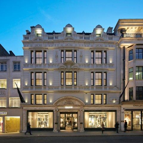 John McAslan + Partners. 135 New Bond Street.
