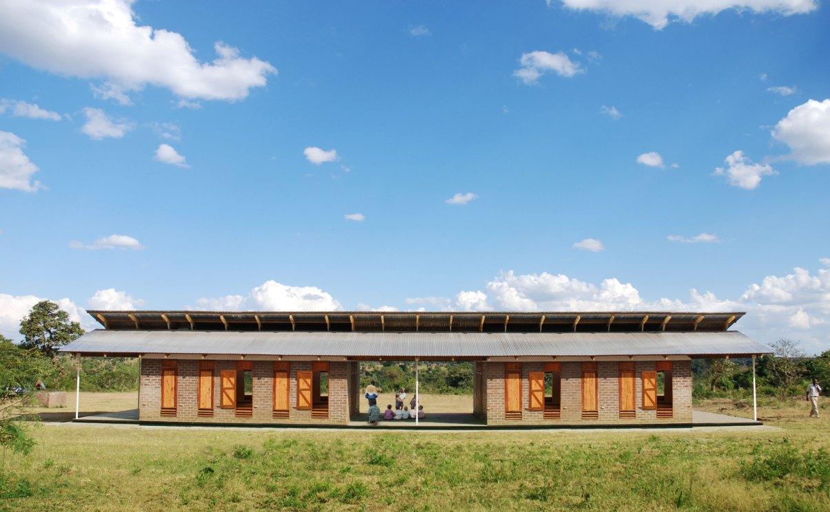 John McAslan + Partners. Malawi Schools.